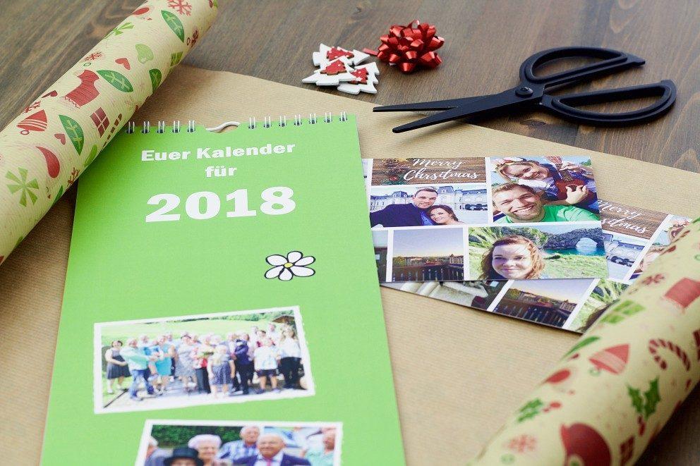 Kreative Fotogeschenke für die Eltern zum Weihnachtsfest | ifolor