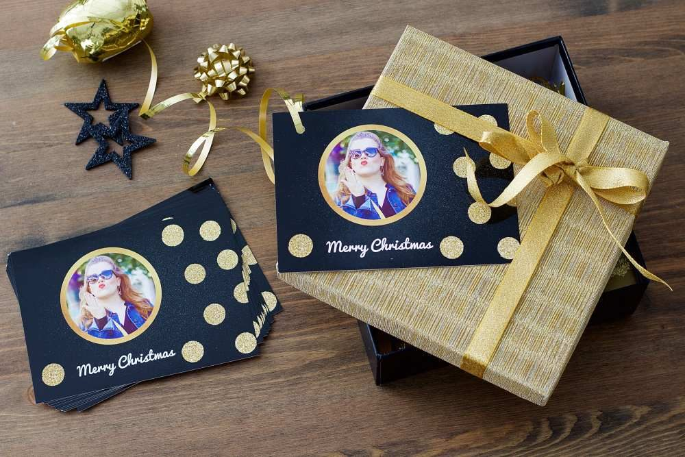 personalisierte postkarten als geschenkanh nger zu. Black Bedroom Furniture Sets. Home Design Ideas