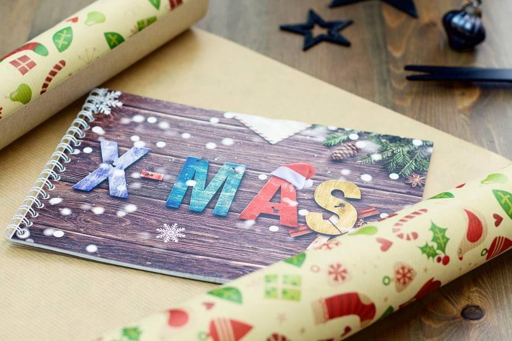 Individuelles Gutscheinbuch als originelles Geschenk zu Weihnachten ...