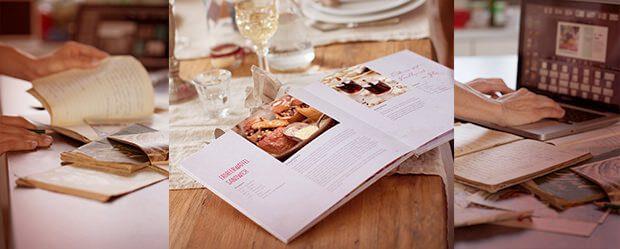 ein kochbuch selbst gestalten kochen mit ifolor ifolor. Black Bedroom Furniture Sets. Home Design Ideas
