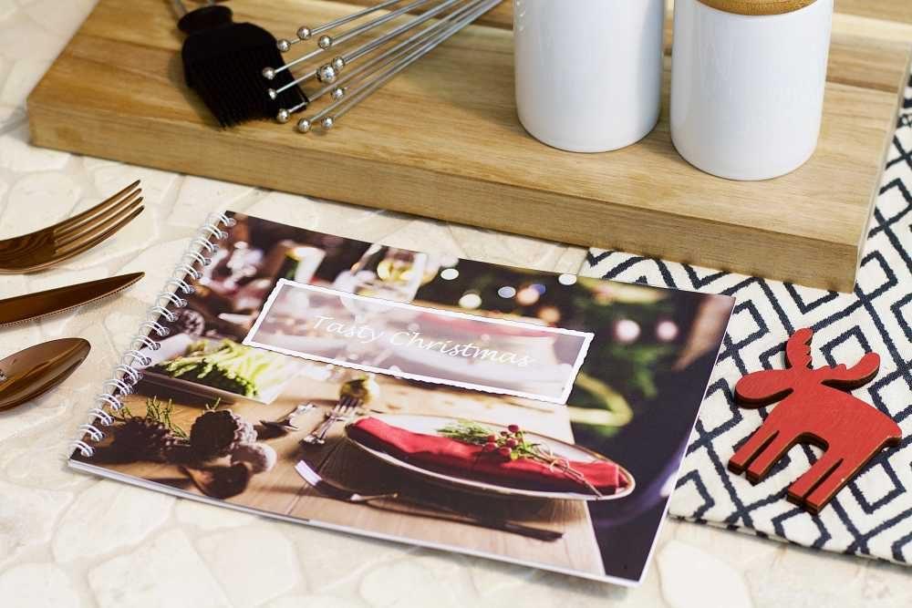 fotobuch als weihnachtliches kochbuch selbst gestalten ifolor. Black Bedroom Furniture Sets. Home Design Ideas