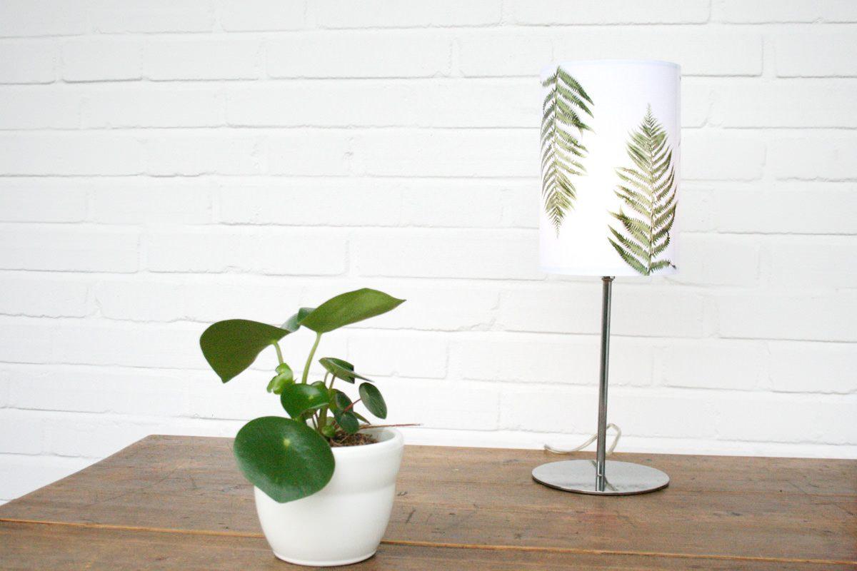 Upcycling-Tipp: So erneuern Sie einen Lampenschirm | ifolor