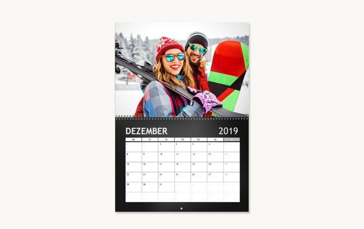 Fotokalender mit Ihren Fotos online gestalten   ifolor